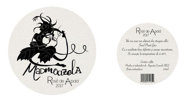 Rosé de Apold Madmoazela